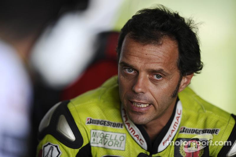 Loris Capirossi, Pramac Racing Team