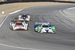 #16 Dyson Racing Team Lola B09/86: Chris Dyson, Guy Smith, Jay Cochran, #007 Aston Martin Racing AMR/Lola Coupe B09/60: Adrian Fernandez, Harold Primat, Stefan Mücke