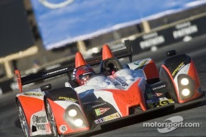 #89 Intersport Racing Oreca FLM09: Kyle Marcelli, Chapman Ducote, David Ducote