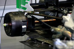 Force India Racing Team Technical detail