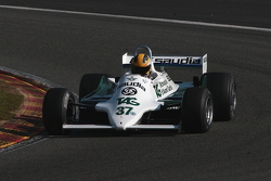 #37 Christophe d'Ansembourg, Williams FW07/C