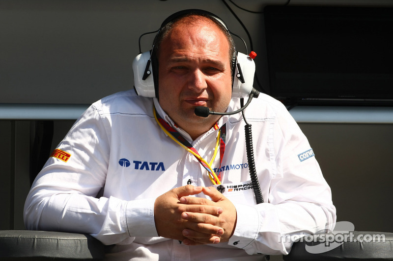 Colin Kolles, HRT Formula One Team, Team Principal HRT