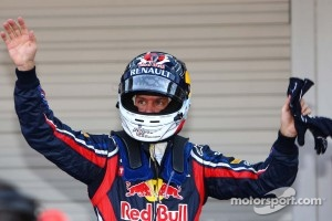 Second title for Sebastian Vettel at Suzuka