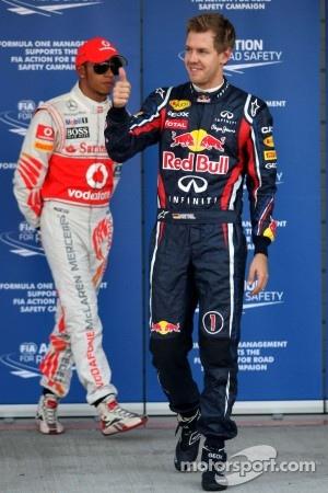 2011 World Champ[ion Sebastian Vettel