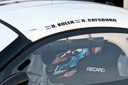 #36 Faster Racing by DB Motorosport BMW Z4 GT3: Harrie Kolen/Nick Catsburg