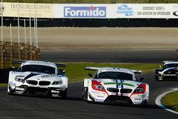 #36 Faster Racing by DB Motorsport BMW Z4 GT3: Harrie Koln/Nick Catsburg