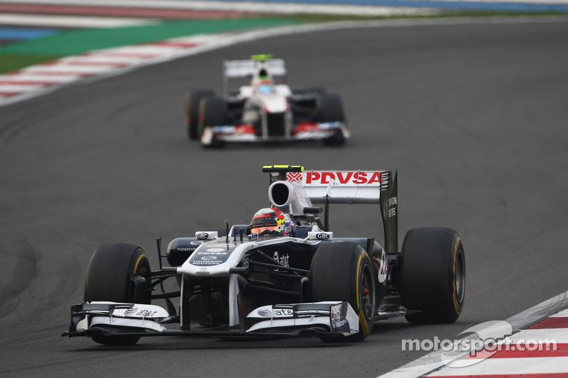2011 : Williams FW33