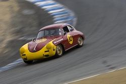 #32  Phillip VerWoert, 1960 Porsche 356