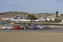 Start of the Rennsport Reunion IV Cup race