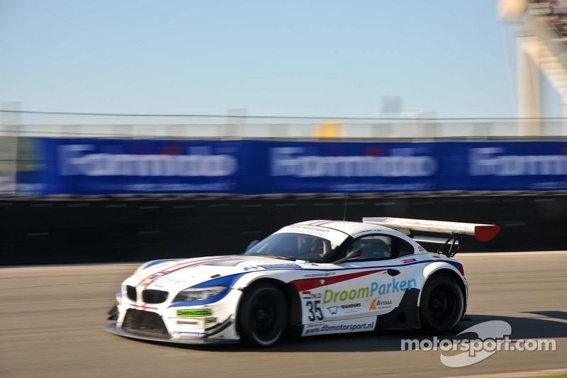 35 Faster Racing By Db Motorsport Bmw Z4 Gt3 Hoevert Vos