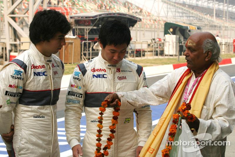 Balance de la primera temporada, GP de India 2011