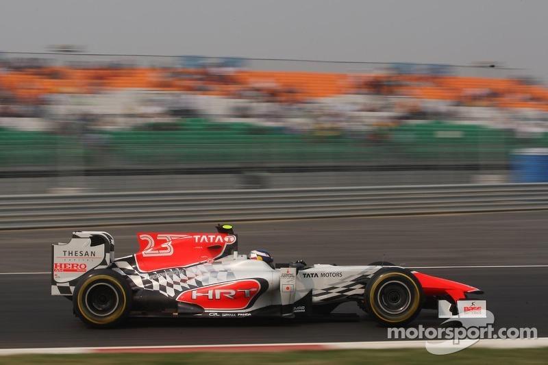 Daniel Ricciardo, HRT