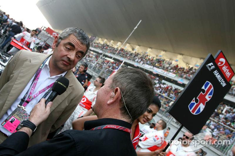 Rowan Atkinson, Mr Bean