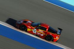 #12 Exim Bank Team China Corvette Z06: Michael Rossi, Nico Verdonck