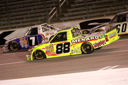 Miguel Paludo, Matt Crafton and Cole Whitt