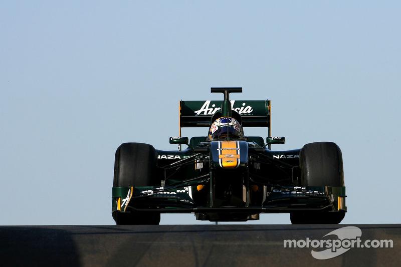 Rodolfo Gonzalez, Team Lotus