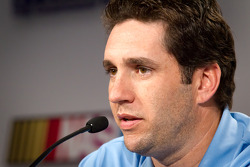 Championship contenders press conference: NASCAR Nationwide Series contender Elliott Sadler