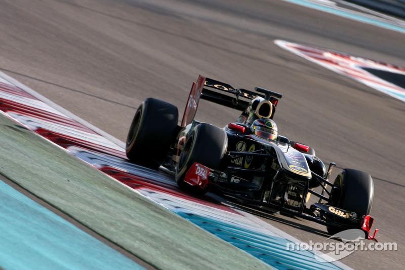 Jan Charouz, HRT Racing Team