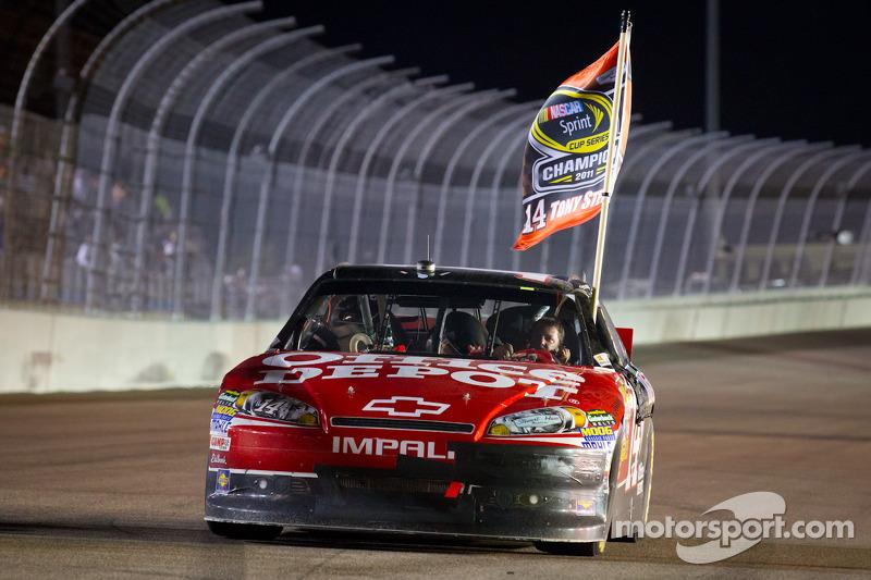 2011: Tony Stewart (Stewart/Haas-Chevrolet)