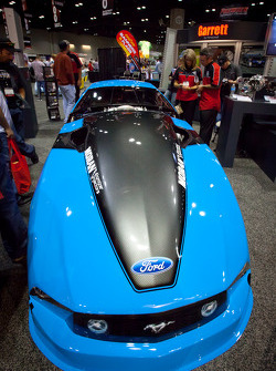 Ford Mustang dragster
