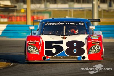 Teste em Daytona