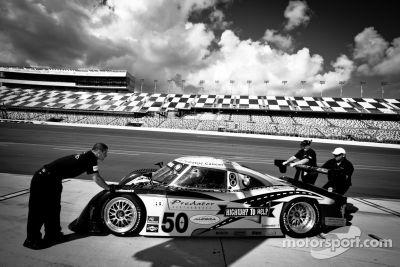 Daytona december test