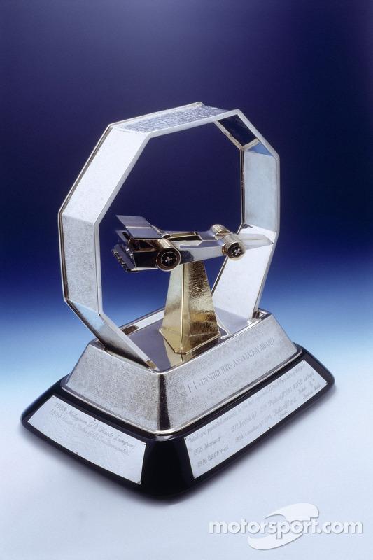 Formula One Race Promoter's Award