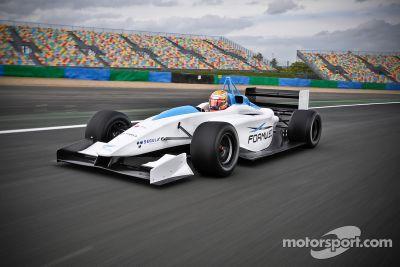 Formulec EF01 shakedown