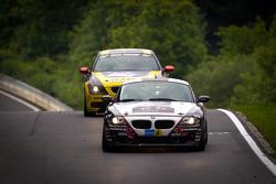 #234 Team DMV BMW Z4 3.0 Si: Matthias Unger, Daniel Zils, Norbert Fischer, Timo Schupp