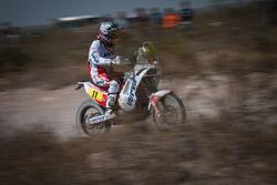 #11 KTM: James Przygonski