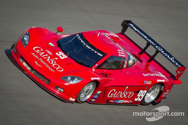 #99 GAINSCO/Bob Stallings Racing Chevrolet Corvette DP: Jon Fogarty, Memo Gidley, Alex Gurney