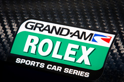 Grand Am Rolex Series signage