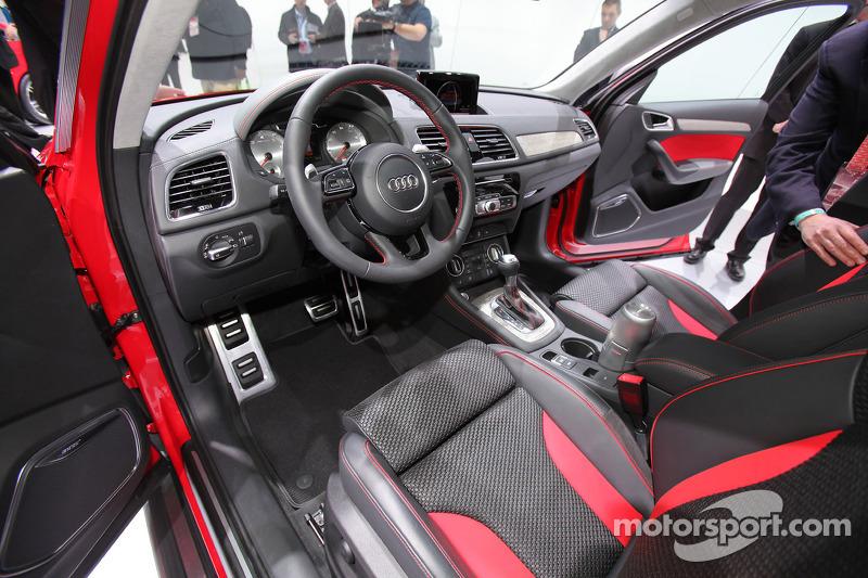 Audi Q3 Vail Concept At North American International Auto Show Detroit