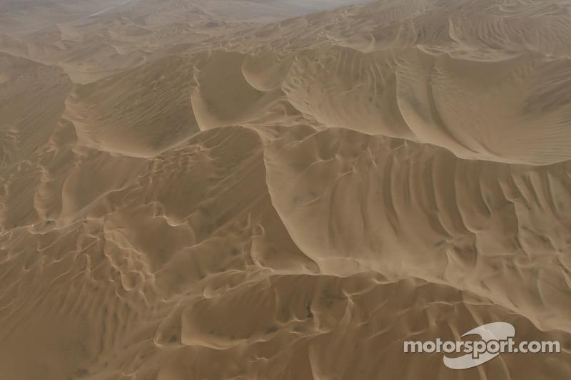 Zandduines van Peru