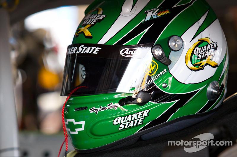Helm van Kasey Kahne, Hendrick Motorsports Chevrolet