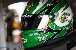 Helmet of Kasey Kahne, Hendrick Motorsports Chevrolet