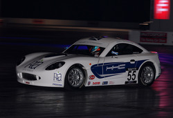 Ginetta Jr Racing In the Live Action Arena