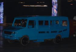 Van Banger Racing In the Live Action Arena