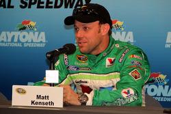 conférence de presse: Matt Kenseth, Roush Fenway Racing Ford