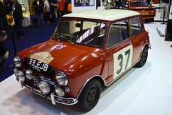 Mini Cooper S - 1964 Monte Carlo rally winner driven by Paddy Hopkirk