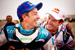 Helder Rodrigues and Marc Coma