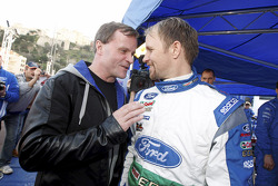 Tommi Makinen and Petter Solberg