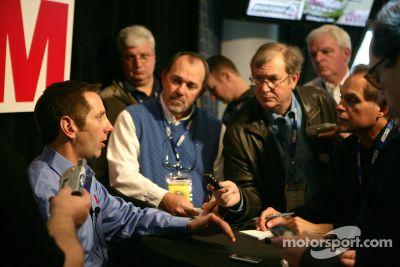 Le Media Tour de la NASCAR Sprint