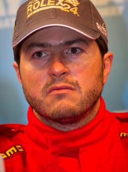 Momo NGT Motorsport press conference: Carlos Kauffmann