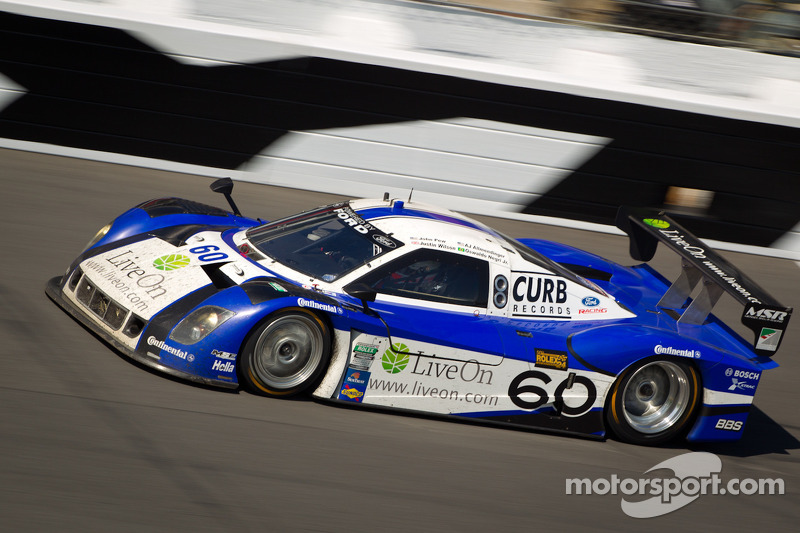 2012: #60 Michael Shank Racing, Riley-Ford