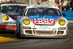 #20 Liqui Moly Team Engstler Mitchum Motorsports Porsche Porsche GT3: Franz Engstler, David Murry, Joseph Safina, Gunter Schaldach