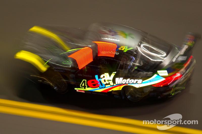 #4 Magnus Racing: Justin Bell, Ryan Eversley, Daniel Graeff, Ron Yarab Jr.