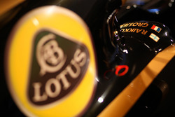 The Lotus E20 is unveiled