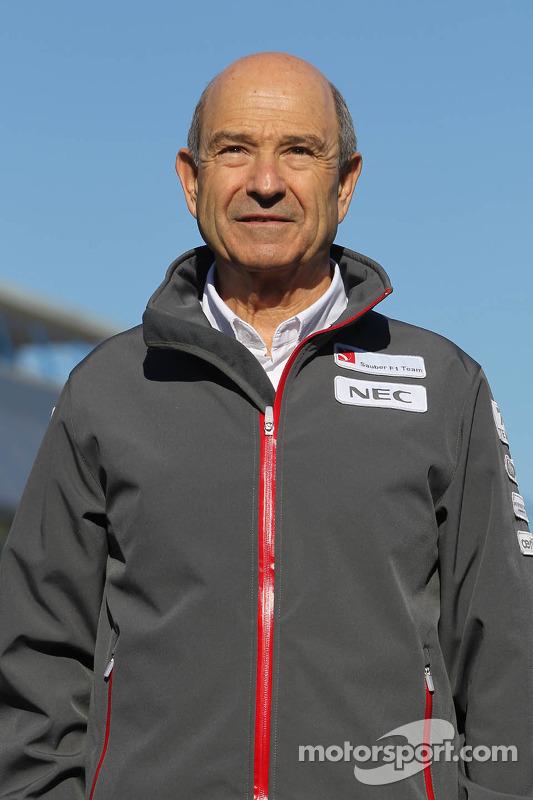 Peter Sauber, Sauber F1 Team, Teambaas