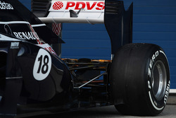 Williams FW34 detail